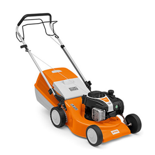 RM 248 T Compact petrol lawn mower with 1-speed drive