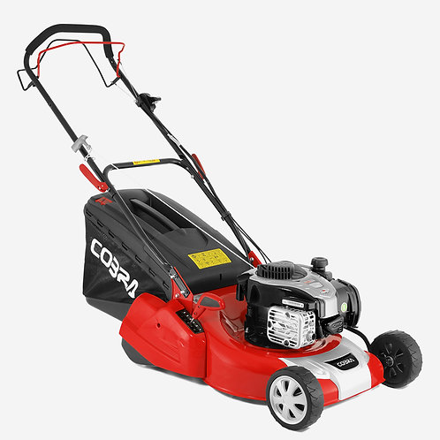"RM46SPBR 18"" Petrol Powered Rear Roller Lawnmower"