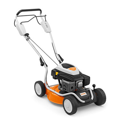 RM 2 RT Petrol mulching mower with 1-speed drive