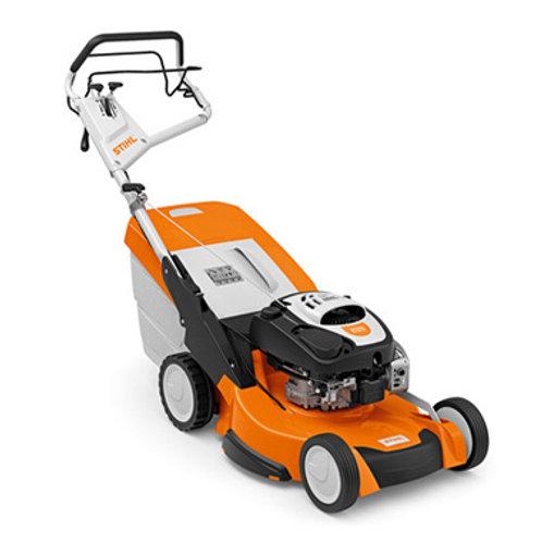 RM 655 VS High performance petrol lawn mower with blade brake clutch