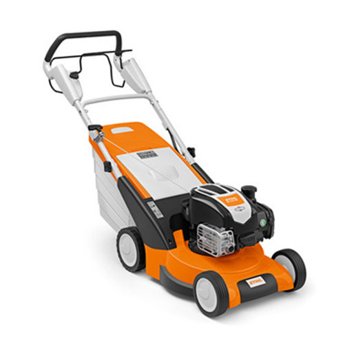 RM 545 VM Robust petrol Multi-mower with mulching function
