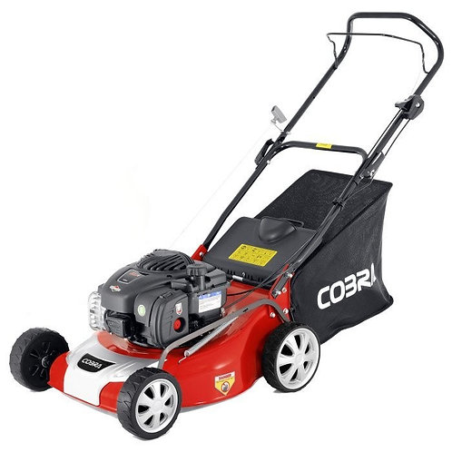 """Cobra M46B 18"""" B&S Push Lawnmower"""