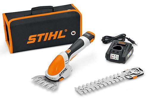 HSA 25 set Cordless shrub/grass shears