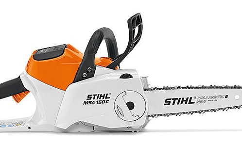 MSA 160 C-B Chainsaw and tool only Powerful cordless chainsaw