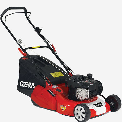 "RM46B 18"" Petrol Powered Rear Roller Lawnmower"