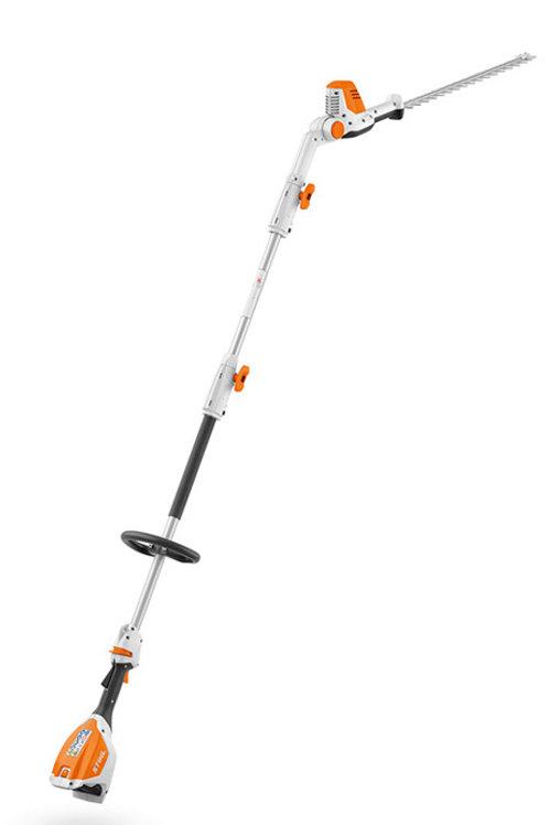 135° adjustable cordless hedge trimmer