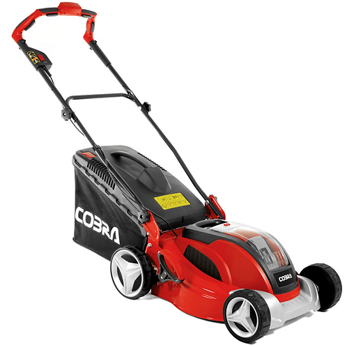 "Cobra MX4140V 16"" Lithium-ion 40V Push Cordless Mower"