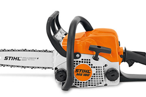 MS 180 1.4 kW petrol chainsaw with 2-MIX engine technology