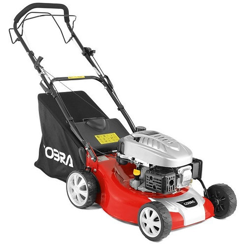 "Cobra M46SPC 18"" Cobra Powered S/P Lawnmower"