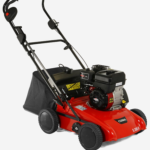 "S390B 15"" Briggs & Stratton Powered Scarifier"