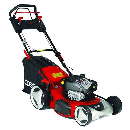 "Cobra MX514SPB 20"" B&S 4 Speed 4-in-1 S/P Mower"