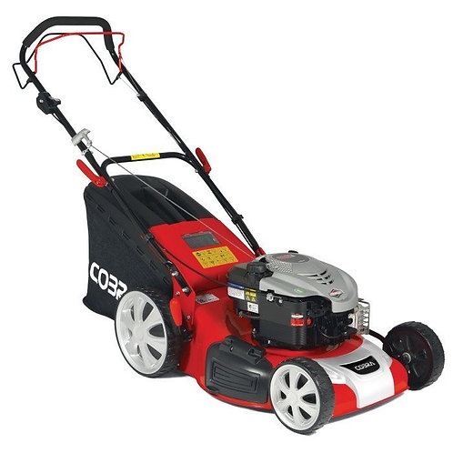 "Cobra M51SPB 20"" B&S Self Propelled Lawnmower"
