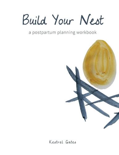 Build your Nest: a Postpartum Planning Workbook