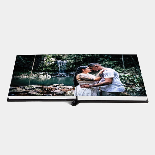 Linen Fine Art Album