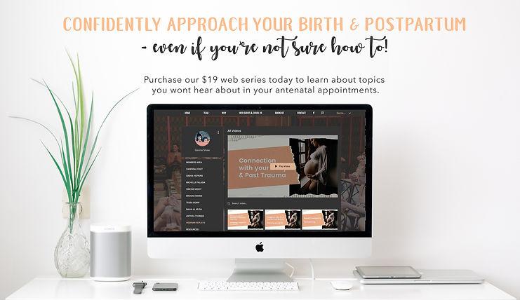NACC webseries on an Apple desktop