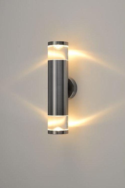 GLASS PERSPEX UP/DOWN PILLAR LIGHT (ST5089/TTM)