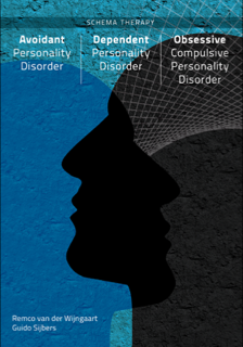 DVD Schema therapy for the Avoidant, Dependent and Obsessive Compulsive personality disorder