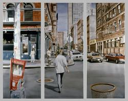 Streetwalker triptych 2