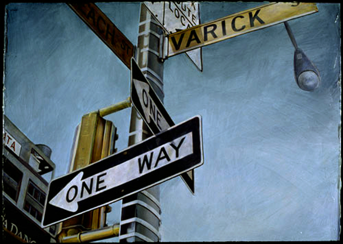Varick Street