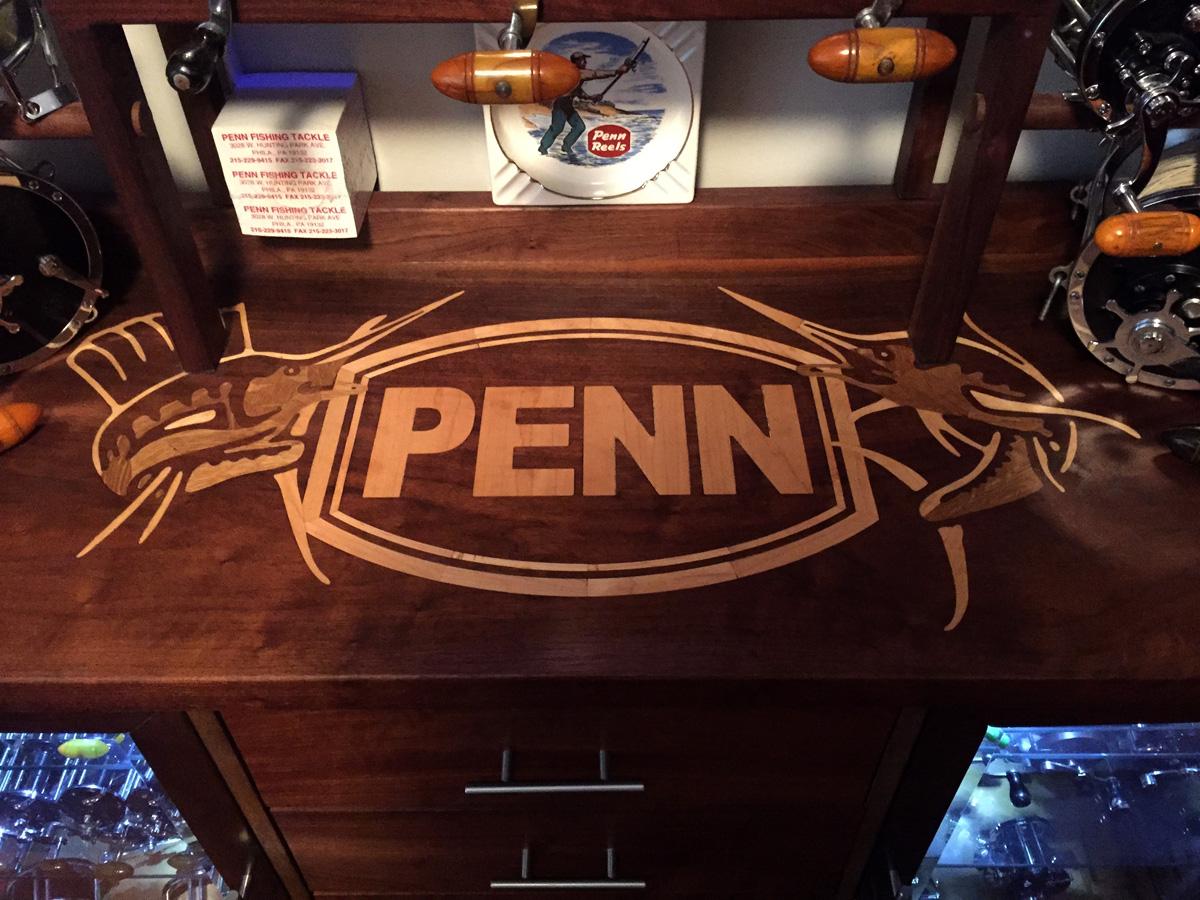 PENN Logo Inlay