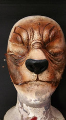 Werewife Prosthetic - Pre-Painting - Kno