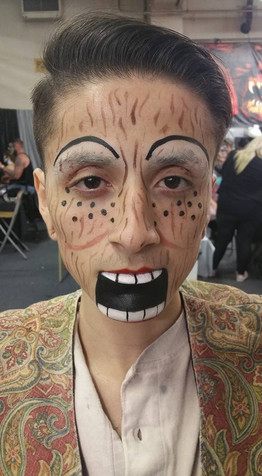 Puppet - Knott's Scary Farm - October 24