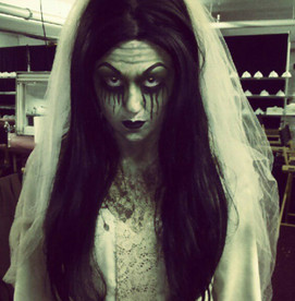 Halloween Horror Nights 2011 - La Lloron
