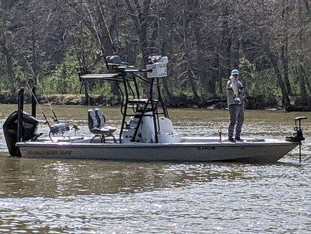 April 1, 2021 Lake Lanier Fishing Report