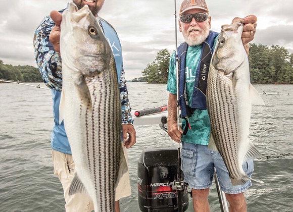 Fishing Charter Deposit