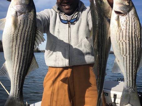 January 7, 2021- Lake Lanier - Fishing Report