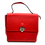 Thumbnail: Multiway Leather Backpack - Red