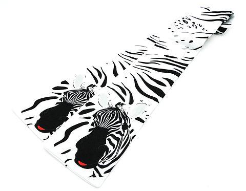 Wild Zebra Scarf