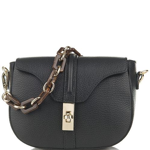 besace inspiration bag in black