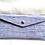 Thumbnail: Leather Wallet and card holder- Croco Gray