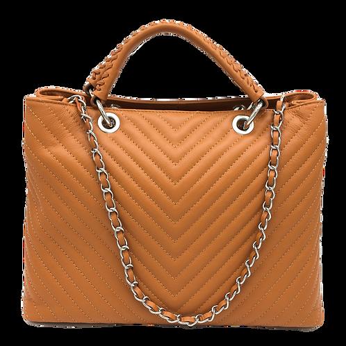 Designer Inspired Camel Bag