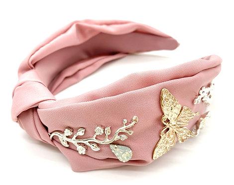 Pink Fairie Headband