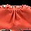 Thumbnail: Poucg Bag Coral - Tamanho grande