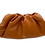 Thumbnail: Camel Leather Bag - Big Size
