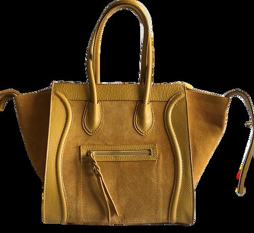 Phantom Inspired Bag - Mala em Pele