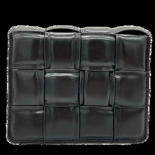 Braid Black Bag - Small Size