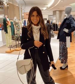 Catarina Fernandes Dior Inspiration Bag
