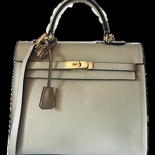 kelly inspired handbag front
