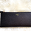 Thumbnail: Saffiano Leather Card Holder - Black