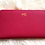 Thumbnail: Saffiano Leather Wallet - Red