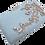 Thumbnail: Sky Blue Clutch Bag