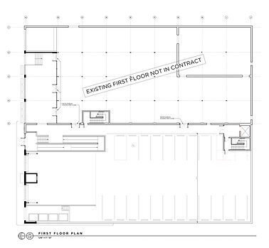 136 Webster Avenue Site Plan