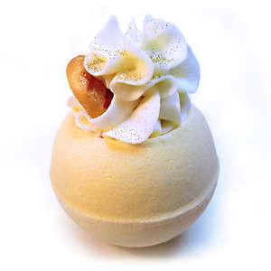 Honey Bunny Handmade Bath Bomb