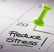 Note to reduce stress