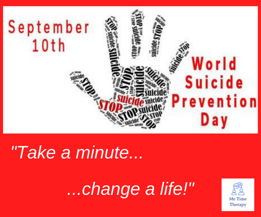 Suicide Prevention Day advert