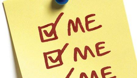Me, Me, Me checklist
